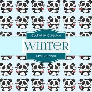 Digital Papers - Panda (DP6118)