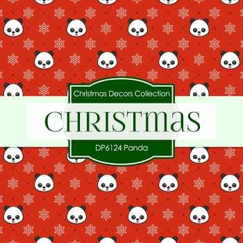Digital Papers - Panda (DP6124)