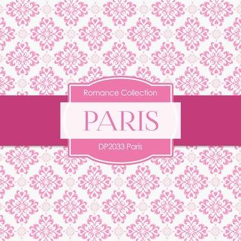 Digital Papers - Paris (DP2033)