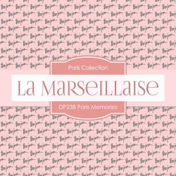 Digital Papers - Paris Memories (DP238)