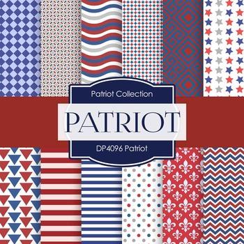 Digital Papers - Patriot (DP4096)