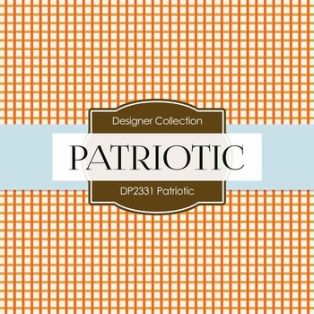 Digital Papers - Patriotic (DP2331)