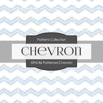 Digital Papers - Patterned Chevron (DP6186)