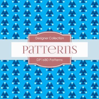 Digital Papers - Patterns (DP1680)