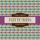 Digital Papers - Patterns (DP3360)