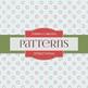 Digital Papers - Patterns (DP3362)