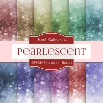 Digital Papers - Pearlescent Bokeh (DP1046)