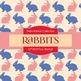 Digital Papers - Peter Rabbit (DP1810)
