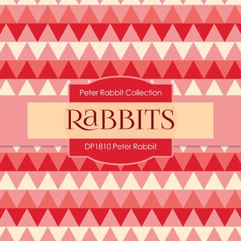 Digital Papers - Peter Rabbit (DP1810)