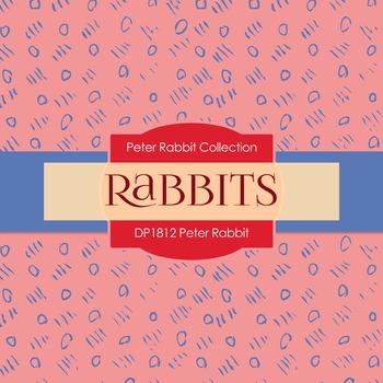 Digital Papers - Peter Rabbit (DP1812)