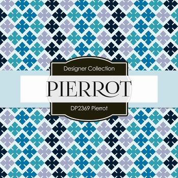 Digital Papers - Pierrot (DP2369)