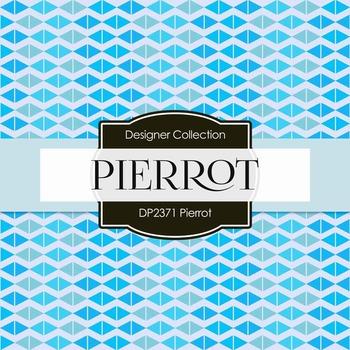 Digital Papers - Pierrot (DP2371)