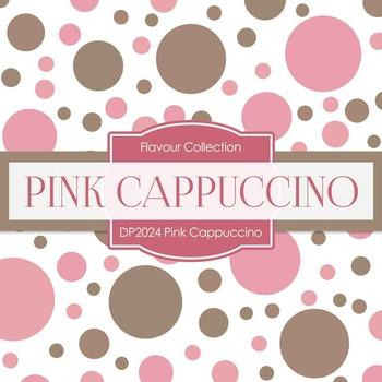 Digital Papers - Pink Cappuccino (DP2024)