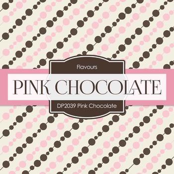Digital Papers - Pink Chocolate (DP2039)