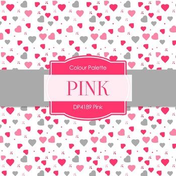 Digital Papers - Pink (DP4189)