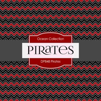Digital Papers - Pirates (DP848)