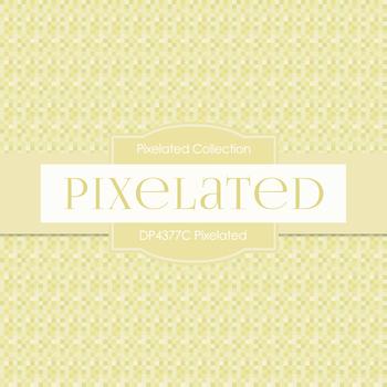 Digital Papers - Pixelated (DP4377C)