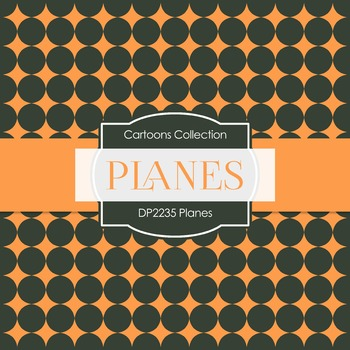 Digital Papers - Planes (DP2235)
