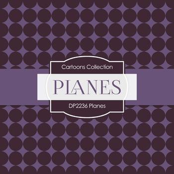 Digital Papers - Planes (DP2236)