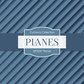 Digital Papers - Planes (DP2237)