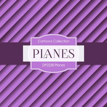 Digital Papers - Planes (DP2238)