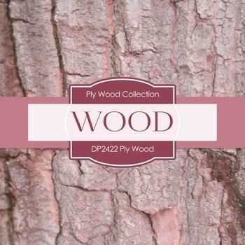Digital Papers - Ply Wood (DP2409)