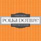 Digital Papers - Polka Dot Line Solid (DP6275)