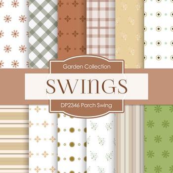 Digital Papers - Porch Swing (DP2346)