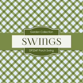 Digital Papers - Porch Swing (DP2347)