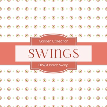 Digital Papers - Porch Swing (DP484)