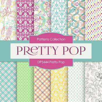 Digital Papers - Pretty Pop (DP3444)