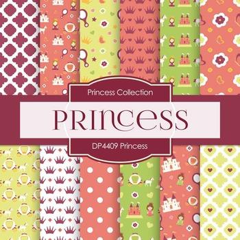 Digital Papers - Princess (DP4409)