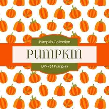 Digital Papers - Pumpkin (DP4964)
