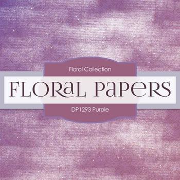 Digital Papers - Purple (DP1293)