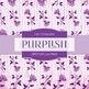 Digital Papers - Purple Prints (DP3713)