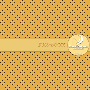Digital Papers - Puss in Boots (DP3223)