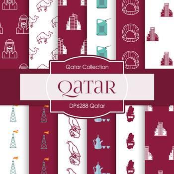 Digital Papers - Qatar (DP6288)