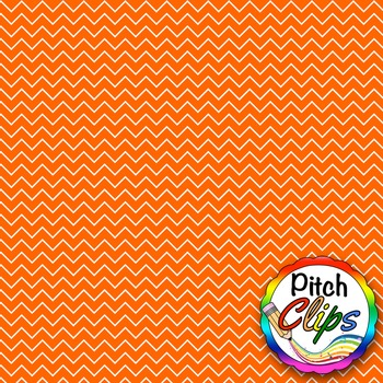 """Digital Papers: RAINBOW BRIGHTS - Chevron Dots -  38 Colors, 12"""" & letter size"""