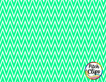 """Digital Papers: RAINBOW BRIGHTS - Steep Chevron - 38 Colors, 12"""" & letter"""