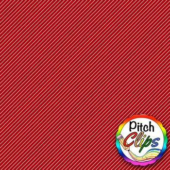 "Digital Papers: RAINBOW BRIGHTS - Diagonal Lines -  38 Colors, 12"" & letter size"