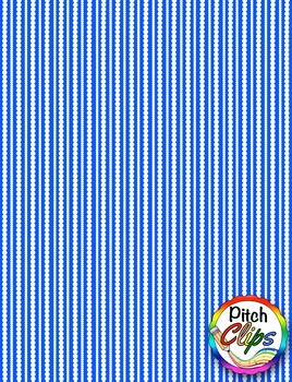 """Digital Papers: RAINBOW BRIGHTS - Dots and Lines - 38 Colors, 12"""" & letter"""