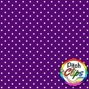"Digital Papers: RAINBOW BRIGHTS - Simple Dots - 38 Colors, 12"" & letter"