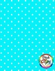 Digital Papers: RAINBOW BRIGHTS - Simple Dots - 38 Colors,