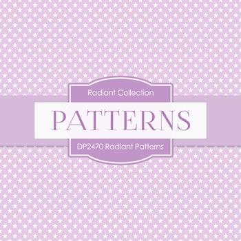 Digital Papers - Radiant Patterns (DP2470)
