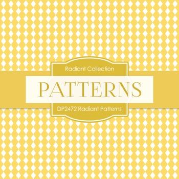 Digital Papers -  Radiant Patterns (DP2472)