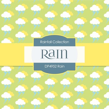 Digital Papers - Rain (DP4952)