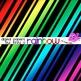 Digital Papers - Rainbow