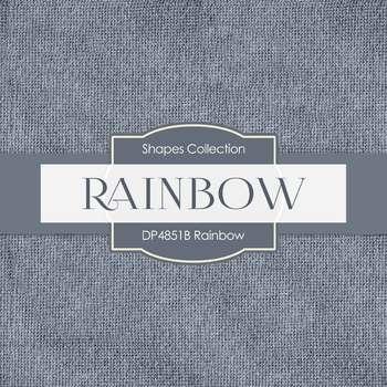 Digital Papers - Rainbow (DP4851B)