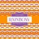 Digital Papers - Rainbow of Love (DP4179)