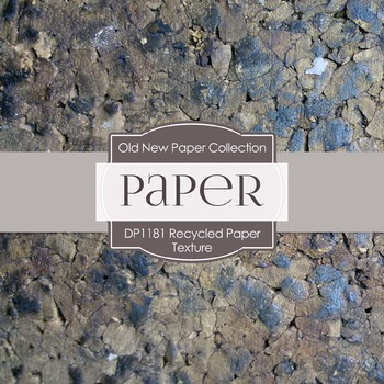 Digital Papers - Recycled Papers Texture (DP1181)